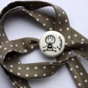 bracelet personnalise prenom claudia ladriere
