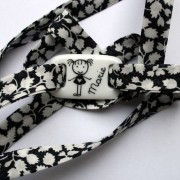 bracelet porcelaine blanc claudia ladriere2