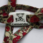 bracelet porcelaine personnalisé claudia ladriere