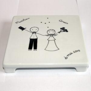 cadeau mariage personnalise claudia ladriere