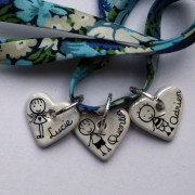 collier pendentif bijou personnalisé claudia ladriere