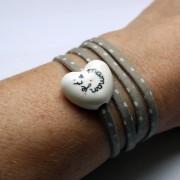 cadeau maman bracelet claudia ladriere