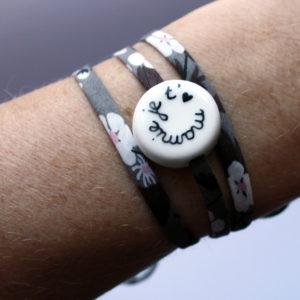 fete des grands meres cadeau bracelet claudia ladriere