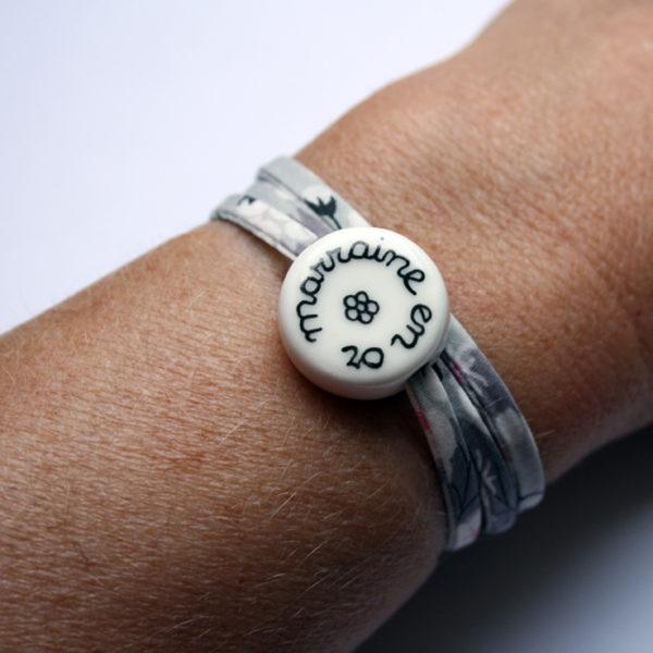 bracelet marraine cadeau claudia ladriere
