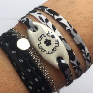 bracelet personnalisé fete des meres