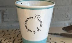 mug personnalisé mamie